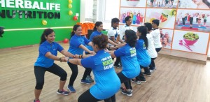 Fitforever herbalife weight loss centre in thane