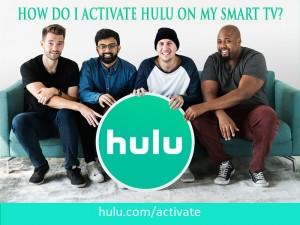 Activate-Hulu-On-Smart-TV