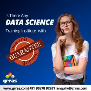Is there any Data Science Training Institute with 100 % Job Guarantee?