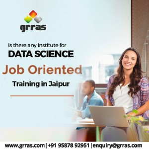 Is there any Institute for Data Science Job Oriented Training in Jaipur