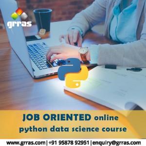 Job Oriented Online Python Data Science Course