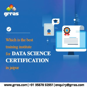 Which is the best Training Institute for Data Science Certification in Jaipur?