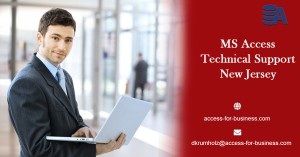 MS Access technical support in New Jersey