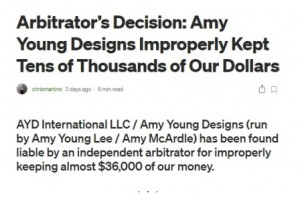 amy young designs