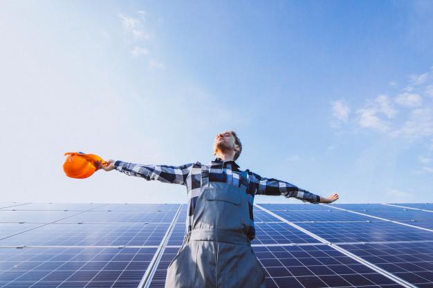 solar panels price in India