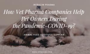 vet pharma company