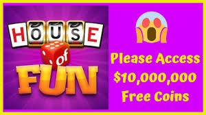House of fun free coins1