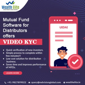 Mutual fund software for distributors