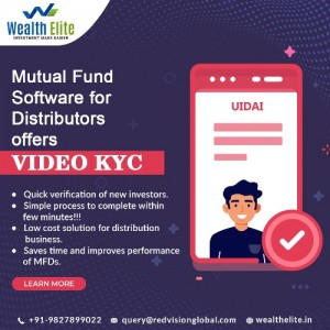 Mutual fund software for distributors_wealthElite