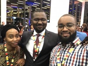 Nigerian social entrepreneurs