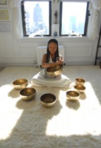 Singing Crystal Bowls Meditation