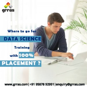 Where to go for Data Science Training with 100% placement?