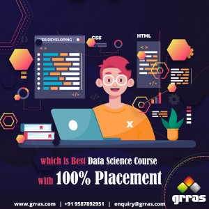 Which is the best Data Science course with 100% placement?