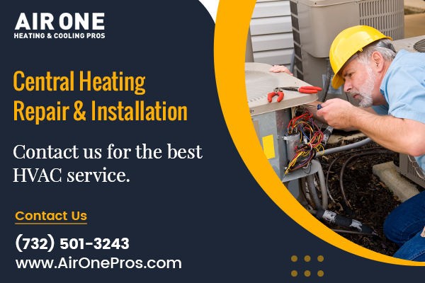 hvac contractors in south river1