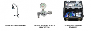 medical gas equipment