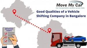 Vehicle Shifting Services - MoveMyCar