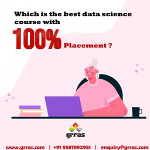 which is the best Data Science course with 100% Placement