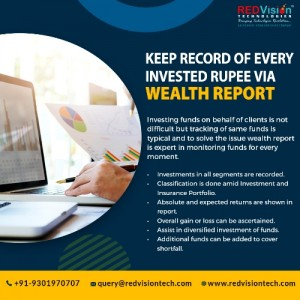 Mutual Fund Software For Distributors in India.