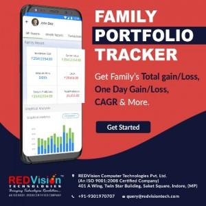 mutual fund software portfolio_redvision