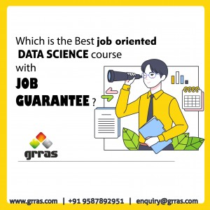 which is the best Job Oriented Data Science course with Job Guarantee