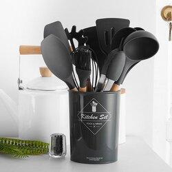 Alarr 12 Piece Cooking Utensils Set - cookware utensils