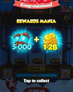 Coin Master Free Spins 10