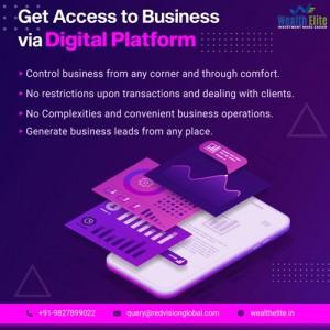 Digital Platform for mutual fund software_wealthelite