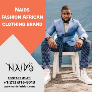 Naids Fashion African Clothing Brand