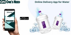 drinking water delivery app