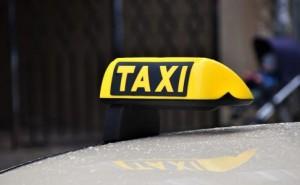Taxi in Tavistock