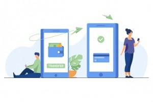 man-transferring-money-woman-via-smartphone-online-transaction-banking-flat-vector-illustration-finance-digital-technology-concept_74855-10107