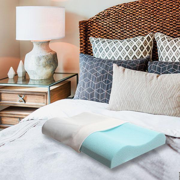Cervical Memory Foam Pillow