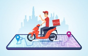pizza-motorbike-delivery-urban-landscape-with-food-courier-driving-bike-fast-delivery_80590-6446