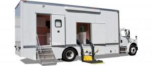 Mobile Health Vehicle