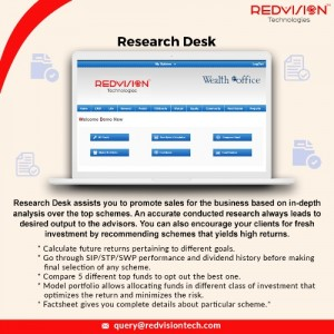 Mutual Fund Software research_redvision