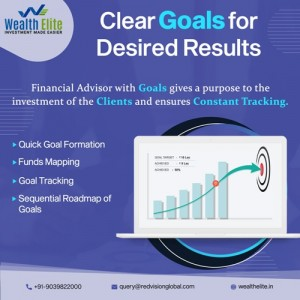 Mutual fund software for Goals planning_wealthelite