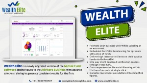 Mutual fund software_wealth elite