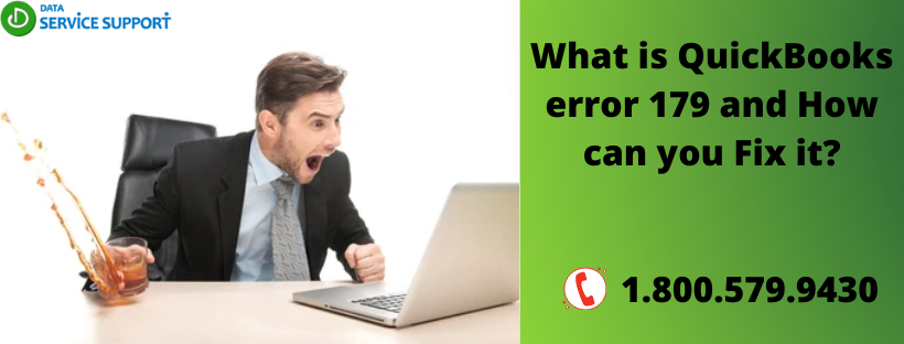 What is QuickBooks error 179 and How can you Fix it