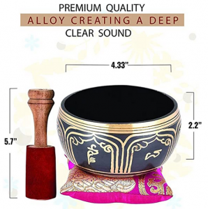 What is the Motivation behind a Singing bowl?