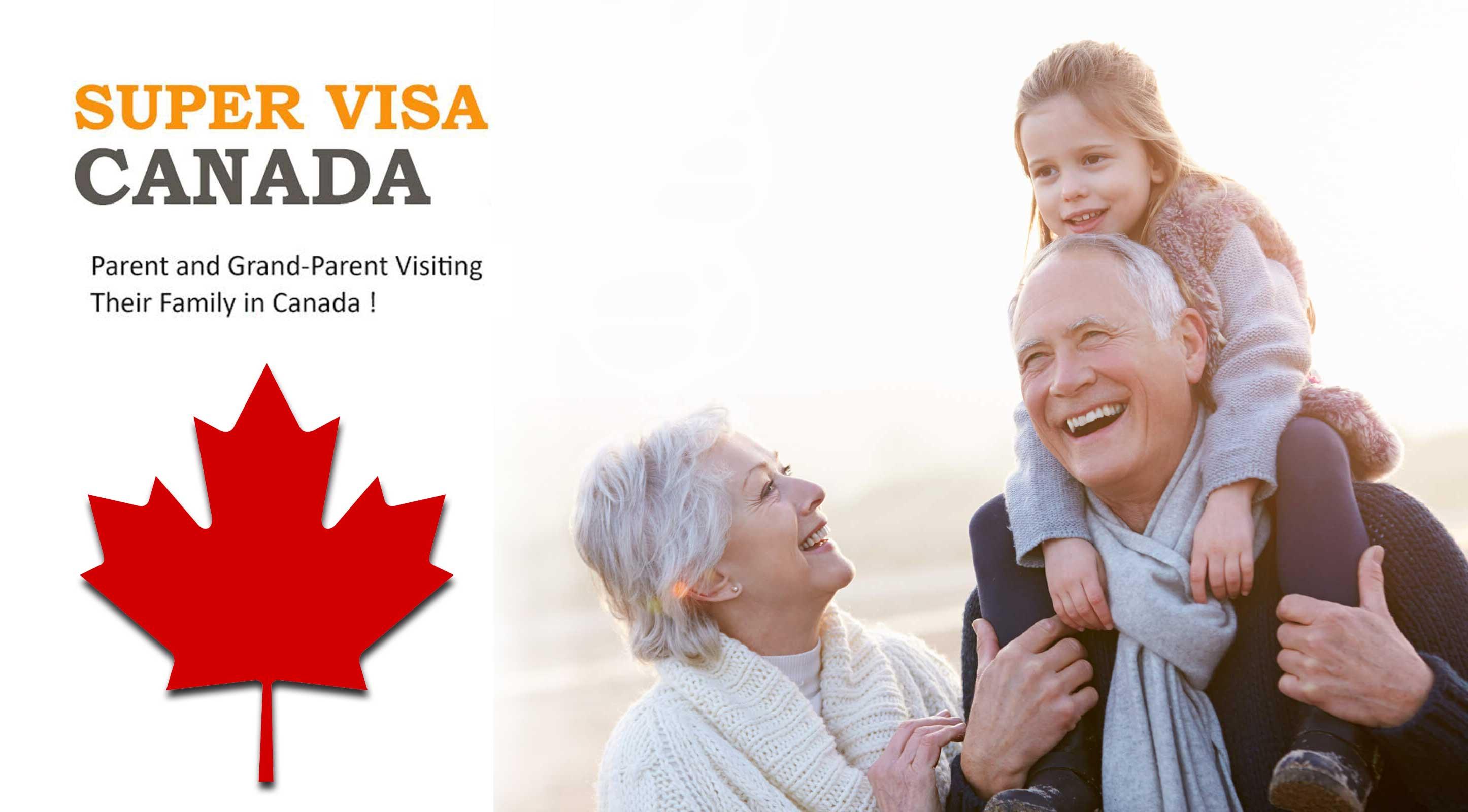 Super Visa Benefits In Calgary