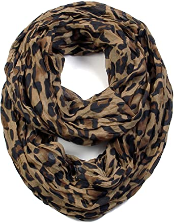 cashmere leopard scarf