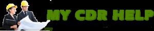 my cdr help logo