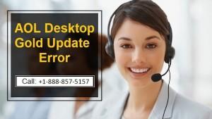 AOL Desktop Gold Update Error1