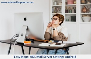 AOL Mail Server Settings Android