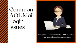 Common AOL Mail Login Issues