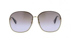 Gucci Gold Sunglasses