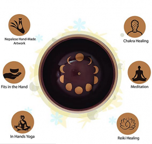 How does a singing bowl work?