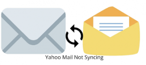 YAHOO MAIL NOT SYNCING ERROR