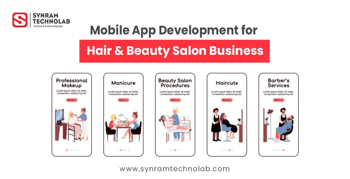 mobile app for spa and salon