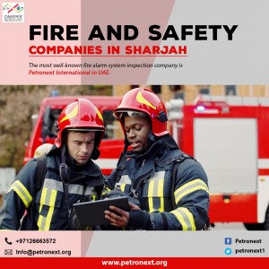 Fire And Safety Companies in Sharjah